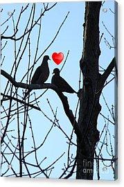 True Love Acrylic Print