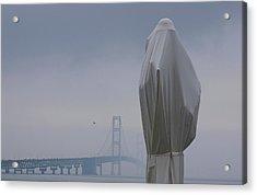 Veil Monument Acrylic Print by Randy Pollard