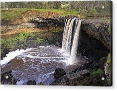 Wannon Falls Acrylic Print