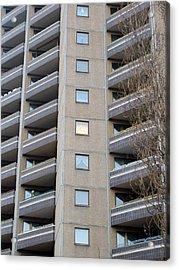 00010000 Housing Acrylic Print