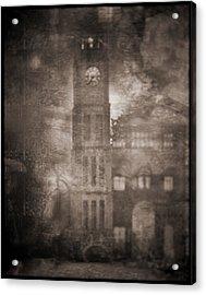 006 Acrylic Print by Laurentis Ure