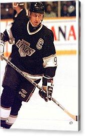 01.wayne Gretzky.la King.jpg Acrylic Print