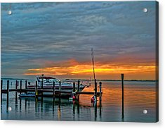 0255-key-largo Acrylic Print
