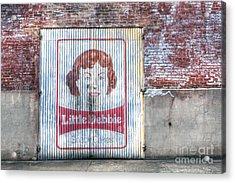 0256 Little Debbie - New Orleans Acrylic Print