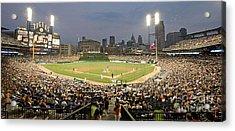 0555 Comerica Park Detroit Acrylic Print