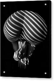 0850 Stripe Series   Acrylic Print