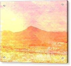 1-017 Acrylic Print