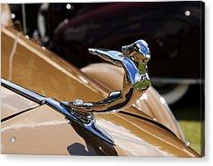 1936 Cadillac Series 75 By Fleetwood Acrylic Print