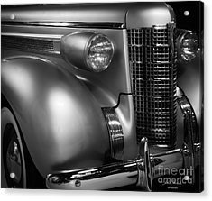 1937 Oldsmobile Acrylic Print by JRP Photography