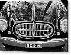 1952 Ferrari 212 Vignale Front End Acrylic Print by Jill Reger