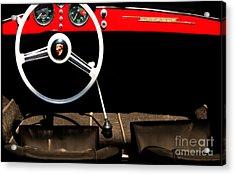 1954 Porsche Speedster  Acrylic Print by Steven Digman