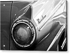 1957 Ford Ranchero Pickup Truck Taillight Acrylic Print by Jill Reger