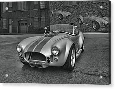 Acrylic Print featuring the photograph 1965 Shelby Cobra Replica by Tim McCullough