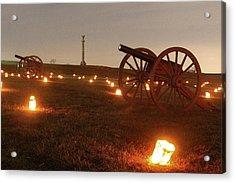 2013 Antietam - Cannon Acrylic Print by Judi Quelland