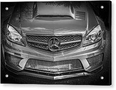 2013 Mercedes Sl Amg Acrylic Print by Rich Franco