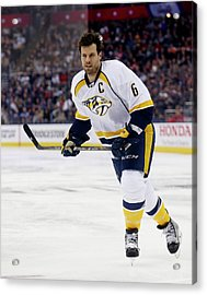 2015 Honda Nhl All-star Skills Acrylic Print by Kirk Irwin