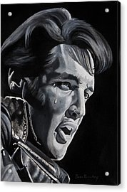 '68 Comeback Acrylic Print by Brian Broadway
