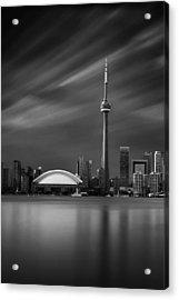 8 Minutes In Toronto Acrylic Print