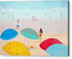 A Sea Breeze Acrylic Print