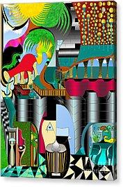 Absentia Acrylic Print