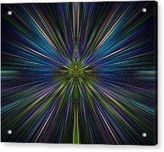 Abstract 0021 Acrylic Print