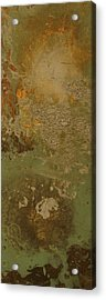 Abstract Acrylic Print by Corina Bishop