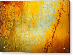 Abstract Acrylic Print by Mark Weaver