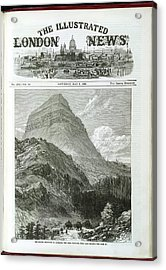 Abyssinia Acrylic Print by British Library