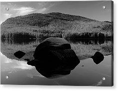 Pharoah Lake Reflections Acrylic Print
