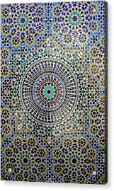 Africa, Morocco, Fes Acrylic Print