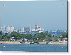 Africa, Mozambique, Maputo Acrylic Print