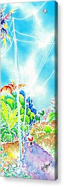 After The Squall Acrylic Print