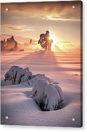 After The Storm Acrylic Print by Andreas Wonisch