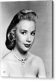 Aint Misbehavin, Piper Laurie, 1955 Acrylic Print by Everett