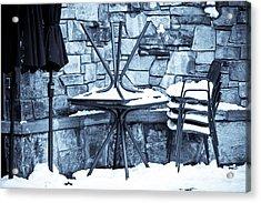 Al Fresco Acrylic Print by Denice Breaux