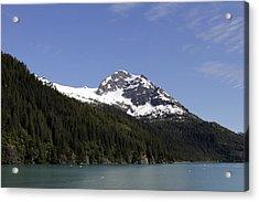 Alaska Sea-landscape Acrylic Print