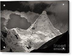 Alpamayo Peru Acrylic Print