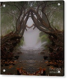 An Enchanted Place Acrylic Print