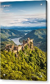 Ancient Austria Acrylic Print