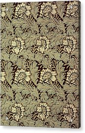 Anemone Design Acrylic Print