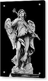 Angel With The Sponge  Acrylic Print by Fabrizio Troiani