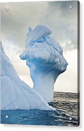 Antarctic Iceberg Acrylic Print by Science Photo Library