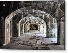 Arches  Acrylic Print by JC Findley