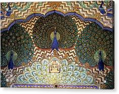Asia, India, Jaipur Acrylic Print by Kymri Wilt