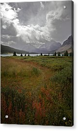 Acrylic Print featuring the photograph Atmosphere by Jane Melgaard