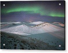 Aurora, Myvatn, Iceland Acrylic Print