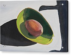 Avocado  Acrylic Print