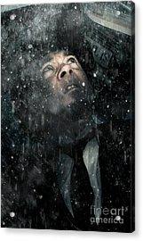 Bad News Acrylic Print by Jorgo Photography - Wall Art Gallery