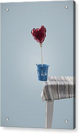 Balanced Acrylic Print by Joana Kruse
