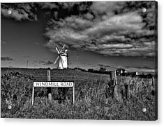 Ballycopeland Windmill Acrylic Print